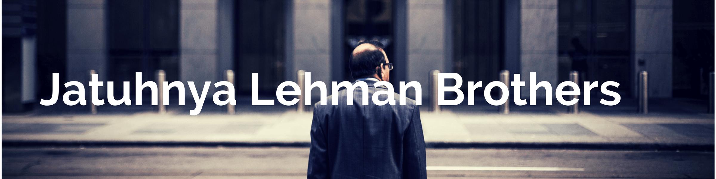 Jatuhnya Lehman Brothers